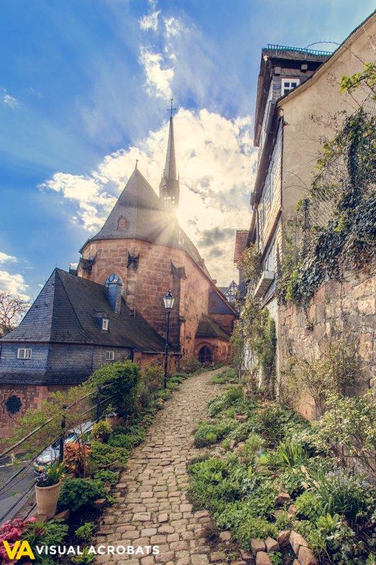 Kugelkirche Marburg